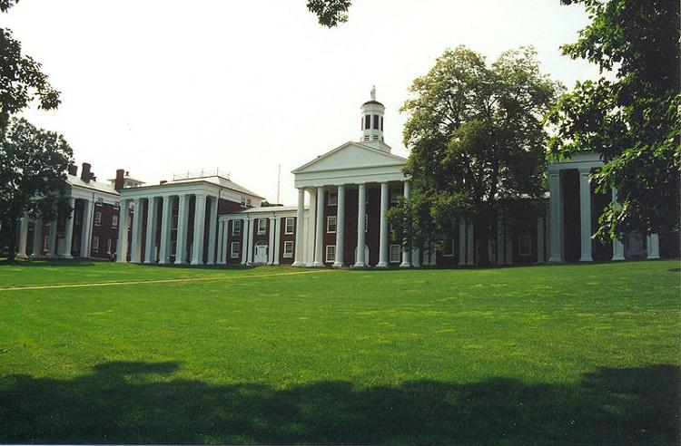 Slavery on campus recovering the history of Washington Colleges discarded slaves