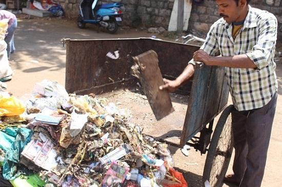 Hyderabads waste pickers Everyday struggles of those who keep our streets clean