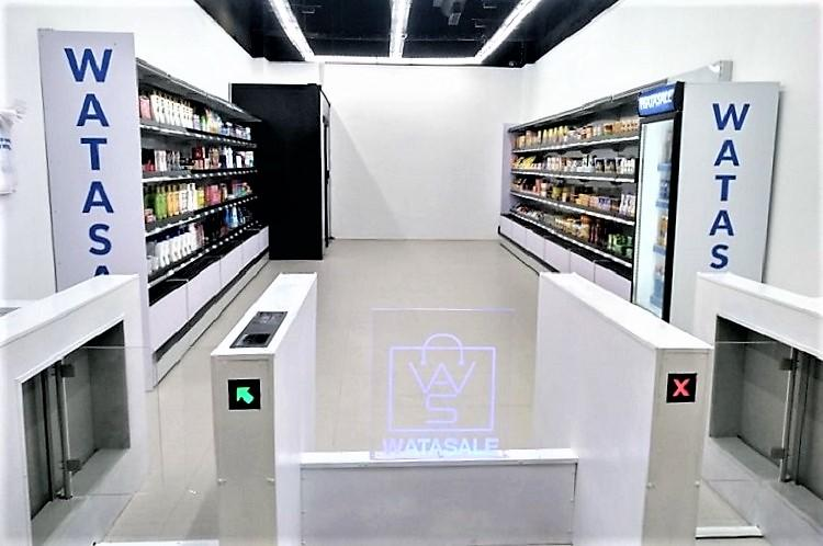 Express shopping No more checkout lines in Keralas first automated supermarket
