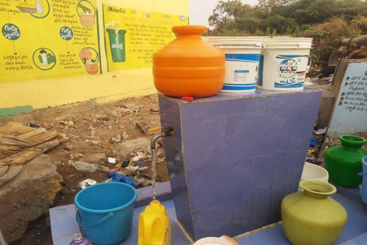 Ground report Free drinking water scheme in Hyderabad yet to be fully implemented