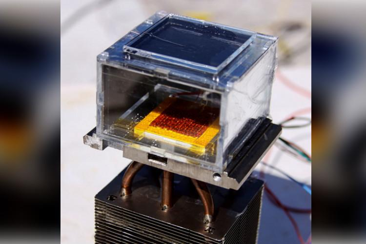 Potable water from air New device may make it possible