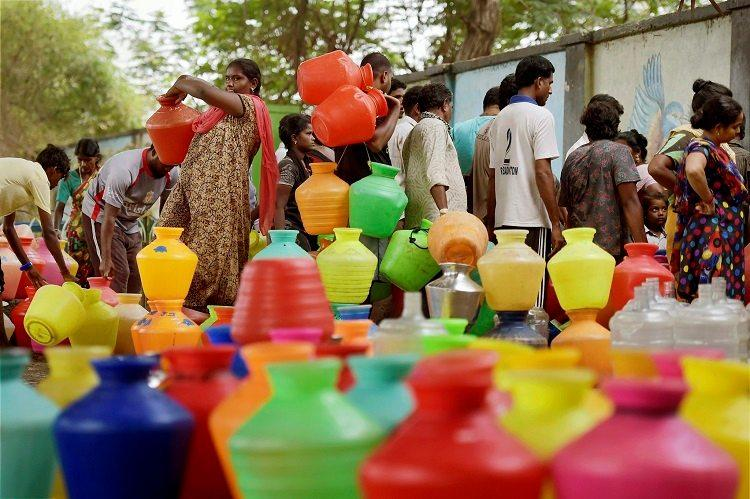 To tackle Chennais water crisis TN govt sanctions Rs 233 crore