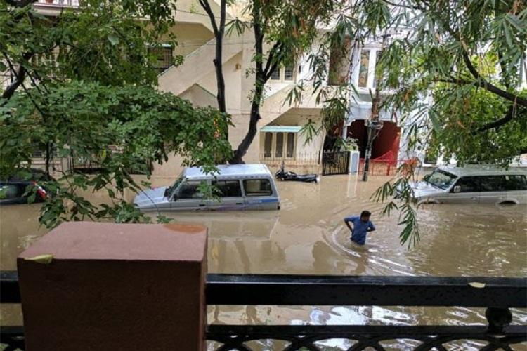 Bengalurus waterlogging problem is here to stay and its everyones fault