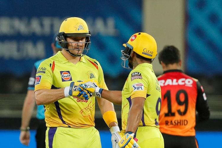 Watson, Rayudu help CSK get back to winning ways vs SRH