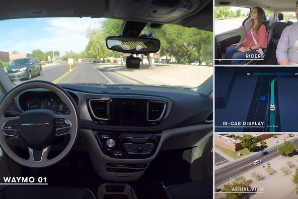 Alphabets Waymo moves one step closer to driverless cars begins testing in Arizona