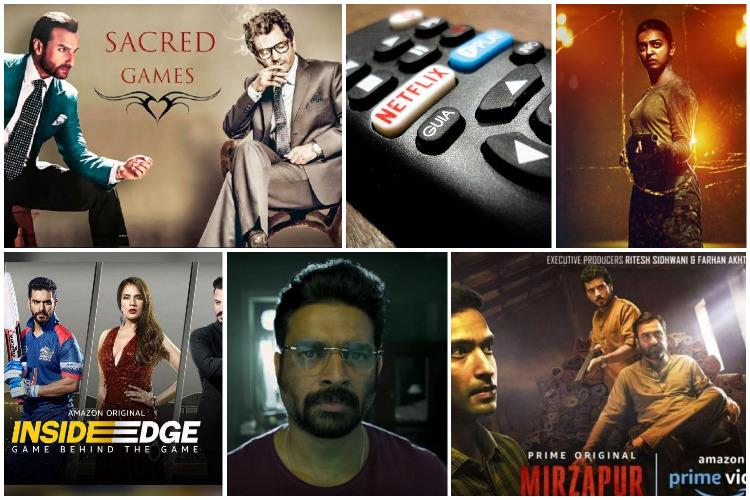From Sacred Games to Mirzapur OTT platforms gain edge in India