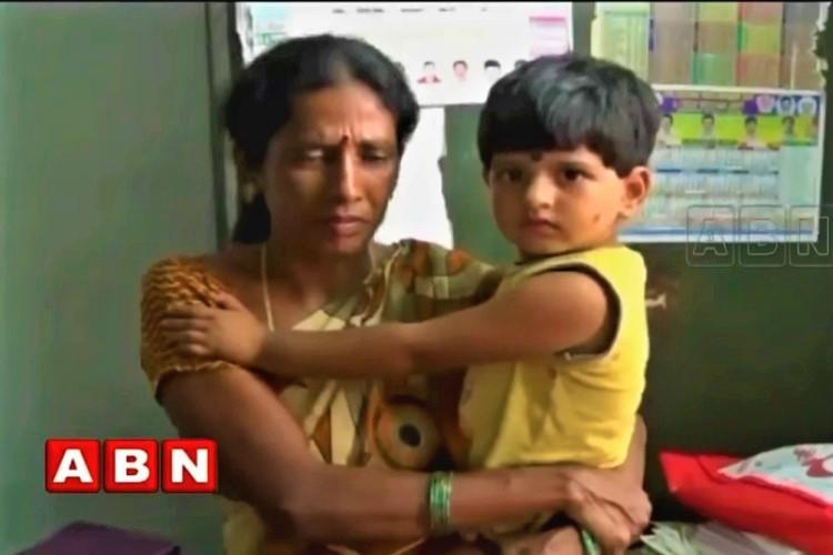 When love is thicker than blood 4-yr-old Thanvitha to be united with adoptive parents