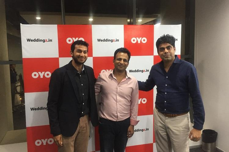 Oyo forays into wedding banquet space acquires Weddingzin