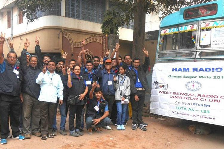 How amateur radio helped a woman lost in West Bengal reunite with her brother in Tamil Nadu