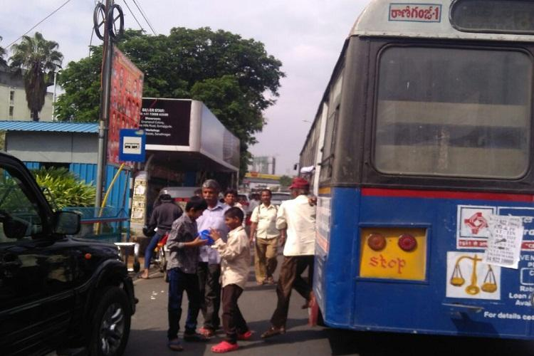 Daily commuters in Telangana shift to monthly bus pass to get over problem of change