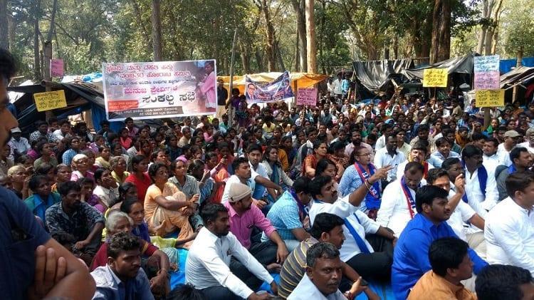 Temporary respite for 3000 Adivasis in Kodagu whose homes were razed
