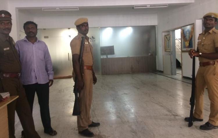I-T raids continue Radikaa Sarathkumars Radaan Mediaworks under scanner