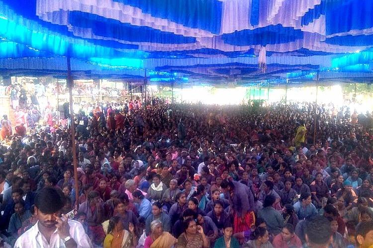 BBMP pourakarmikas call off strike after govt assures to look into their demands