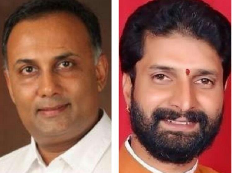 Twitter wars Karnataka BJP man CT Ravis tweet on teaching Arabic sparks row Congress lashes out