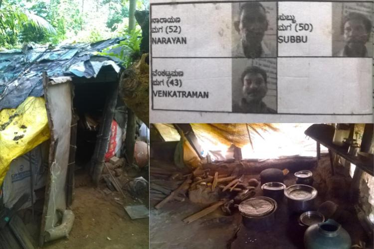 Three brothers in Karnataka die Starvation as ration was denied or alcoholism