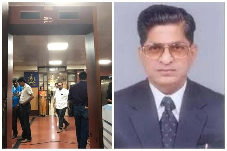 Did security lapse help Karnataka Lokayukta attacker sneak in weapon