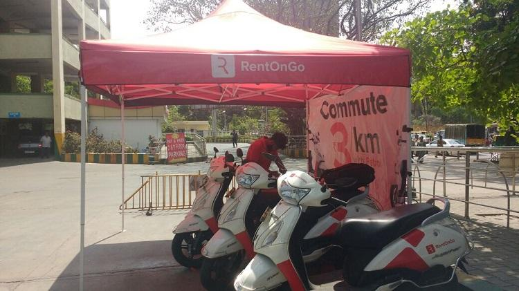 Commuters in Bengaluru can now rent bikes to travel to metro and bus stations