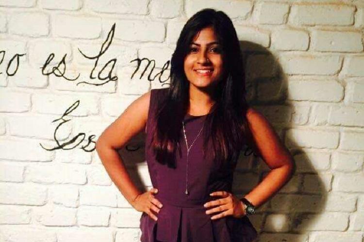 Watched viral video of Bluru woman forcing bikers off the footpath Meet Manju Thomas