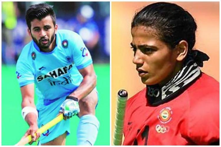 Hockey stars Dharamvir Manpreet Savita recommended for Arjuna Award