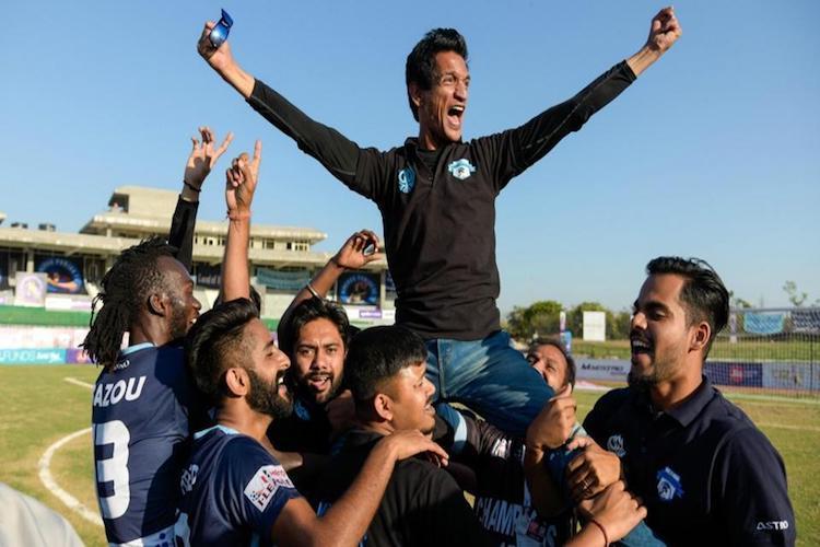 I-League Minerva FC owner Ranjit Bajaj suspended for racial abuse