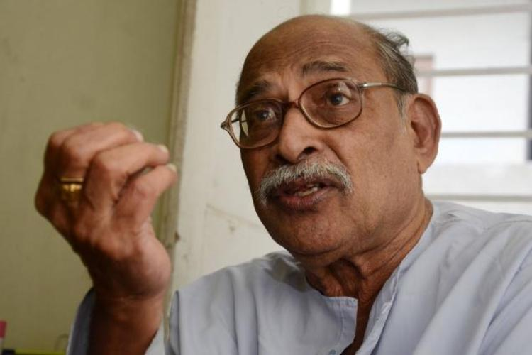 Acclaimed Telugu writer Peddibhotla Subbaramaiah passes away at 79