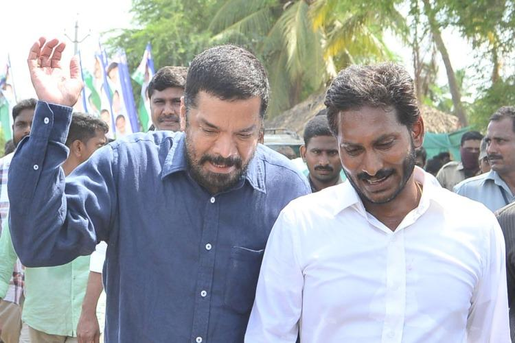 Actor Posani meets Opposition leader Jagan sparks rumours of political entry