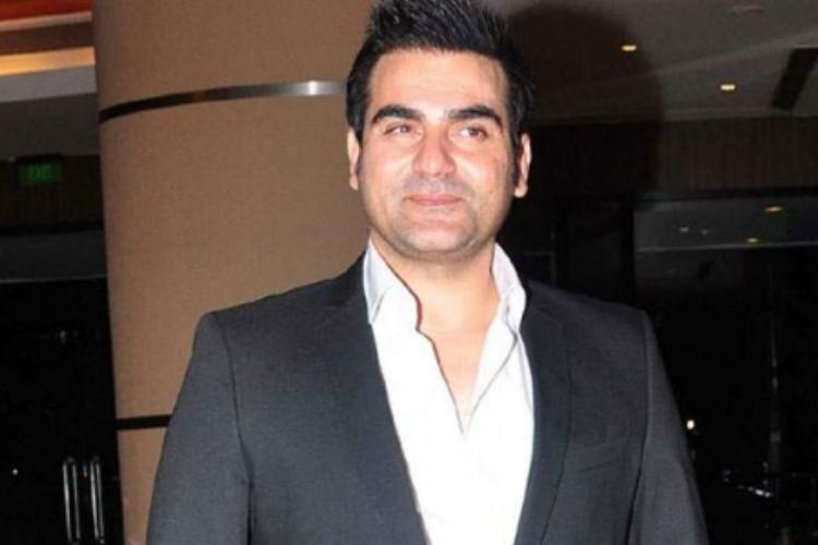 Actor Arbaaz Khan admits to IPL betting losing a large amount