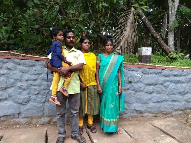 The job is for my brother Sister of Adivasi man beaten to death in Kerala becomes a cop