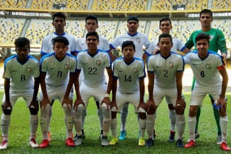 India U-16 football team to play Iraq Japan in Jordan