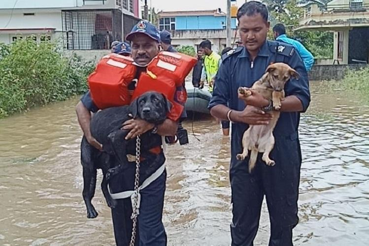 Help reaches 128 people stranded in Kodagu some villages still isolated