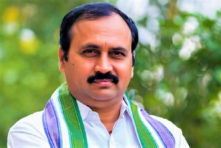 YSRCP MLA claims threat to life files complaint with AP cops on social media abuse
