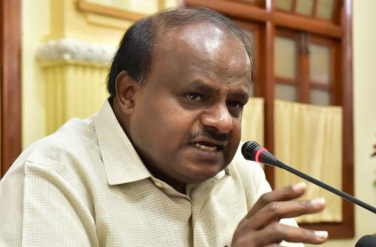 BJP instigating sugarcane farmer protests in Karnataka CM Kumaraswamy
