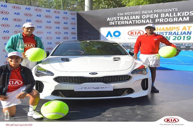 India to send biggest Ball Kids contingent for Australian Open 2019