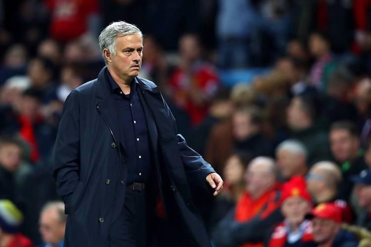 Jose Mourinho leaves Manchester United with immediate effect