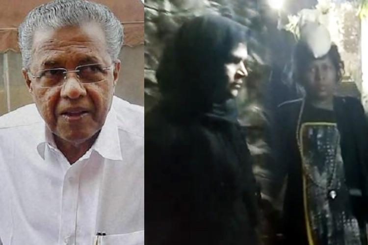 Yes two women below 50 years of age entered Sabarimala Kerala CM confirms