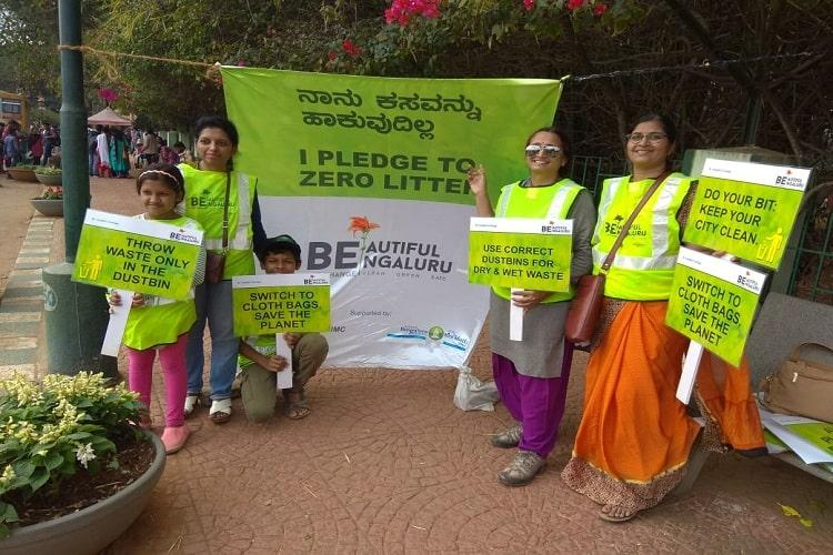 How a sustained 3-year campaign has helped reduce waste at Bengalurus Lalbagh
