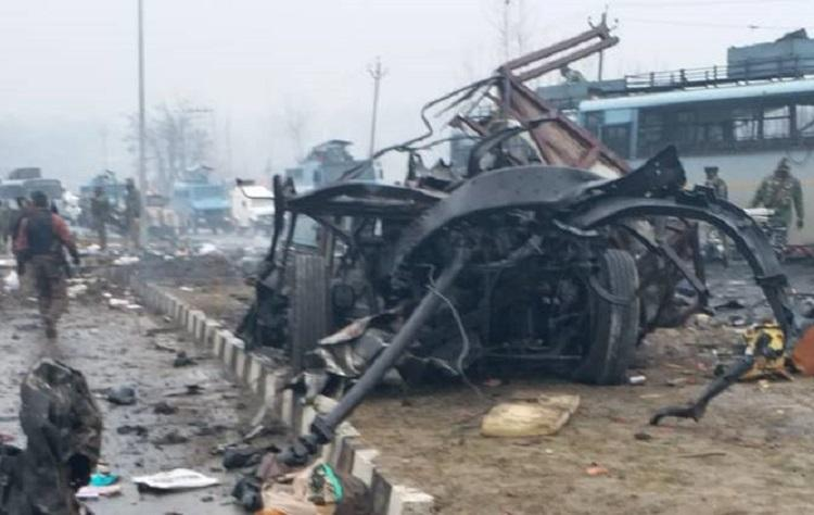 30 CRPF troopers killed in suicide attack in Kashmir
