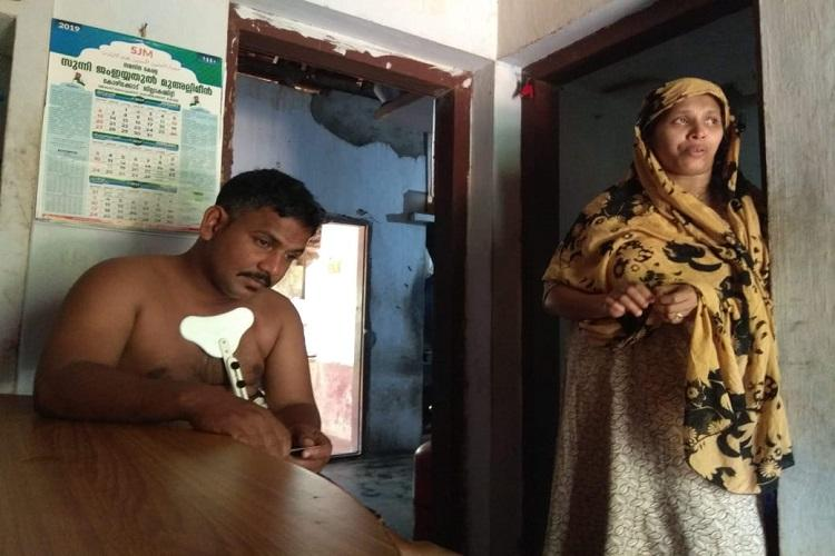 9 months after losing 2 kids their home to landslide Kerala family struggles to move on