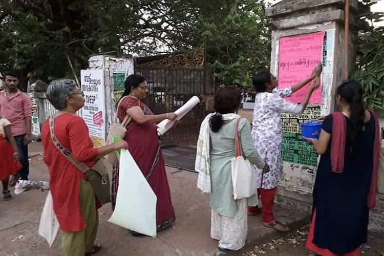 Kerala women form collective to ensure equal representation in Parliament