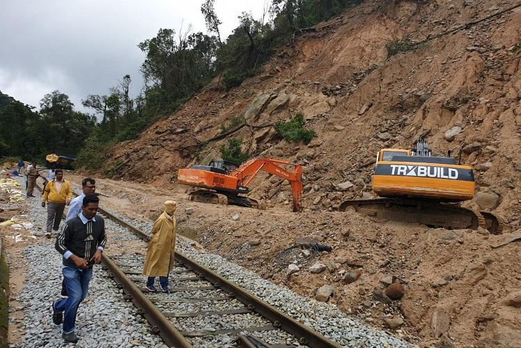 Karnataka floods Why rail connectivity has been hit in many sections