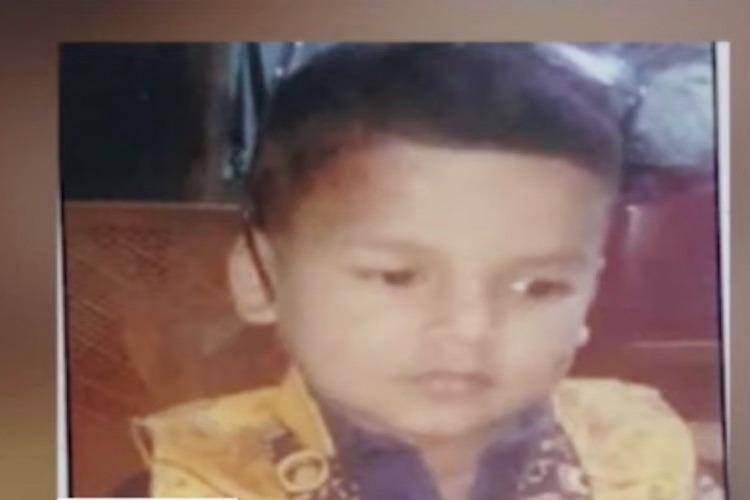 4-yr-old boy missing in Bengaluru feared to have slipped into a stormwater drain