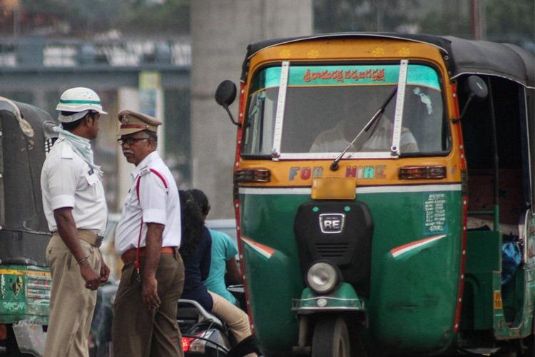 Bengaluru cops pose as passengers collect Rs 8 lakh in fines from errant auto drivers