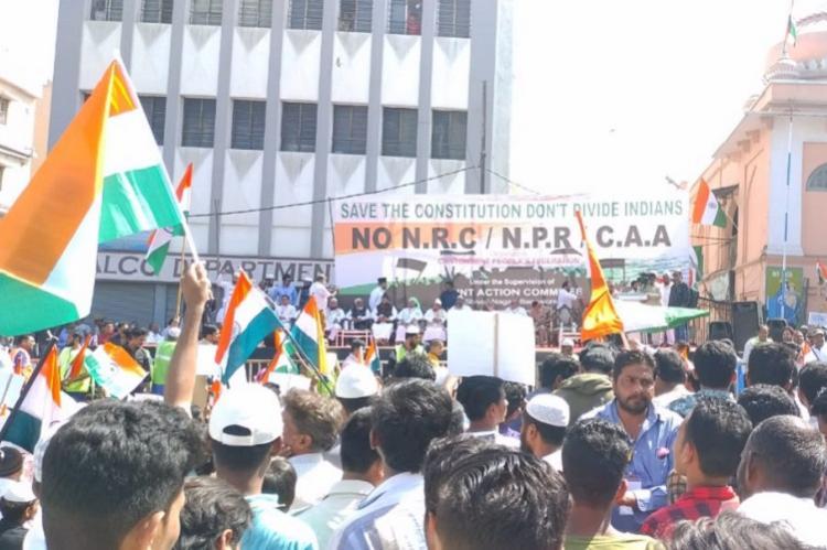 Bengaluru Shivajinagar market shuts down as traders join protest against NRC-CAA