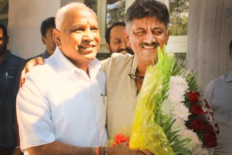 Many BJP supporters are angry with Yediyurappa but Karnataka CM has an unlikely ally