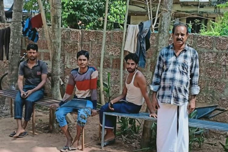 This Kerala man is providing food and shelter to 131 migrant workers