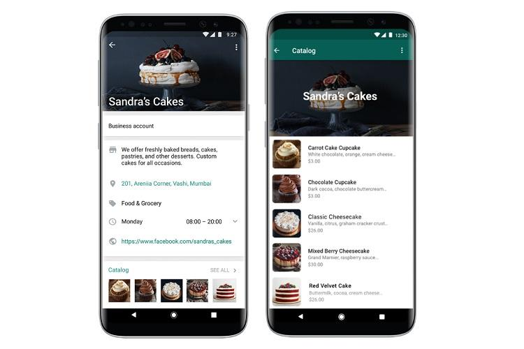 WhatsApp adds shopping catalog feature, helps establish virtual storefronts