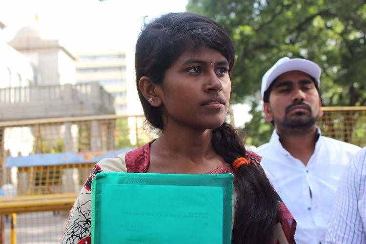 Should I commit suicide for CM to act asks Karnataka Dalit woman harassed at CMs residence