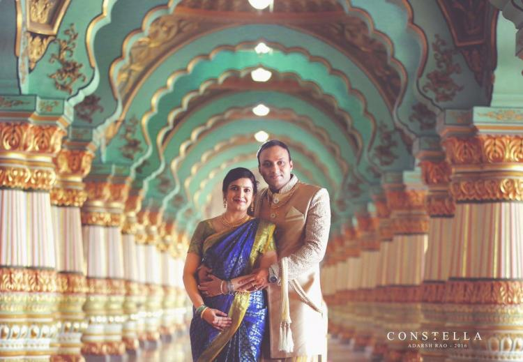 Now another unauthorised photo-shoot of a couple in Mysuru Palace surfaces