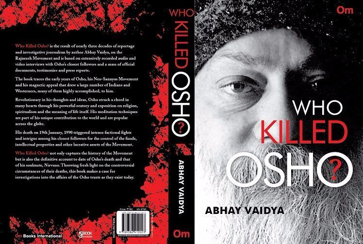 Who Killed Osho An Interview with Author Abhay Vaidya
