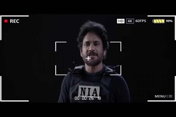 Nagarjuna appears as an encounter specialist in Wild Dog